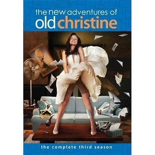 New Adventures Of Old Christine: The Complete Third Seaso 2 Disc DVD Movie 1997