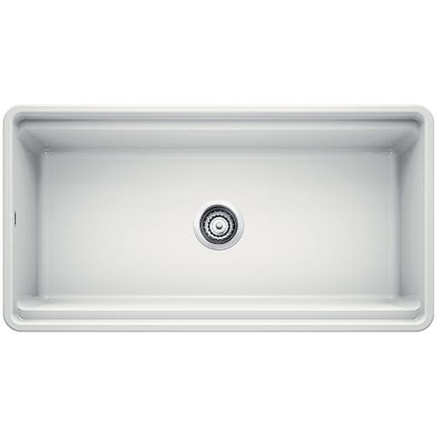 "Blanco 523026 Profina 36"" Apron Front Fireclay Kitchen Sink"