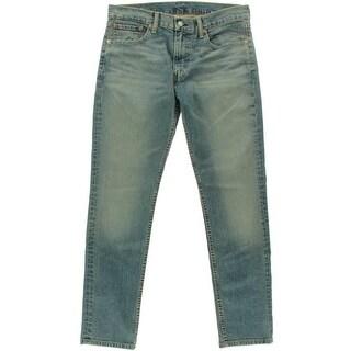 Levi's Mens 511 Denim Classic Rise Slim Jeans - 31/30