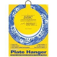 426307 Invisible Plate Hanger 4 in. -For Plates Up To 12 in. - 300m