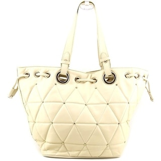Melie Bianco Rue Women Synthetic Tote - Ivory