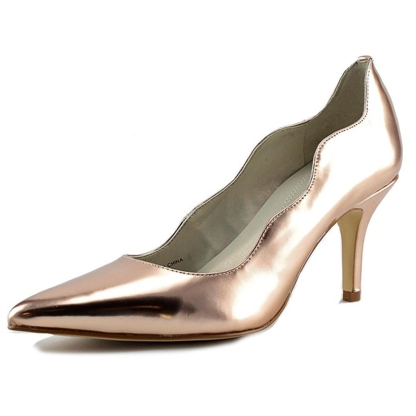 Tahari Womens Candella Pointed Toe Classic Pumps