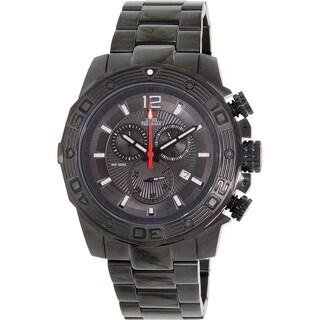 Swiss Precimax Men's Legion Pro SP13265 Black Stainless-Steel Sport Watch