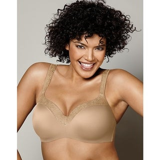 Playtex Secrets Body Revelation Underwire Bra - Size - 36D - Color - Nude