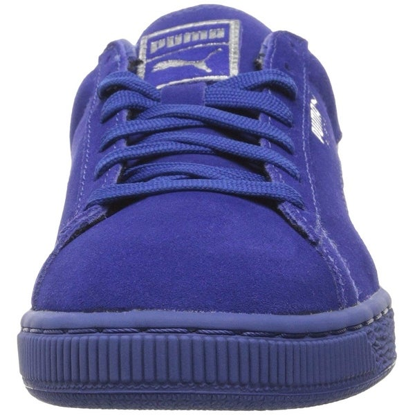 Shop PUMA Men's Suede Classic Mono Reptile Fashion Sneaker
