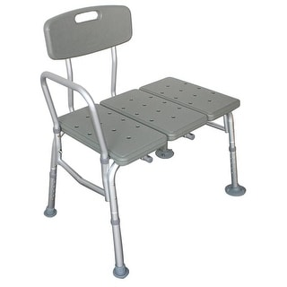 Link to 3 Blow Molding Plates Aluminium Alloy Shower Stool Gray/White Similar Items in Daily Living Aids