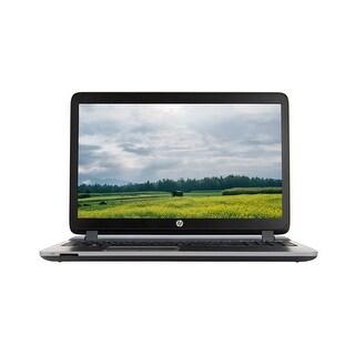 "HP ProBook 450 G2 Core i5-4210U 1.7GHz 8GB RAM 500GB HDD DVD Win 10 Pro 15.6"" Laptop (Refurbished)"