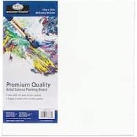 """12""""X12"""" - Essentials(Tm) Premium Canvas Board"""