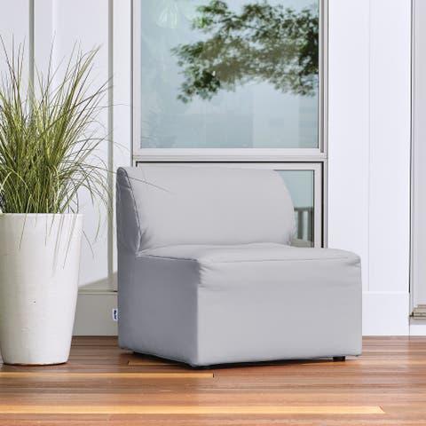 Orahh Armless Indoor/Outdoor Chair