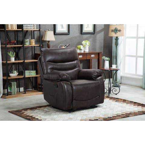 Recliner Sofa with Massage and Heat function