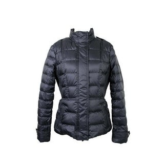 Link to Burberry Women's Dalesbury Dark Indigo Blue Polyester Jacket 3989580 (Large) Similar Items in Jackets