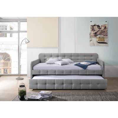 Fulham Upholstered Daybed with Trundle
