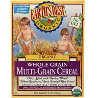 Earth's Best - Organic Multi-Grain Cereal ( 12 - 8 OZ)