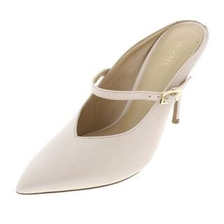 684ecf1f1901 Michael Michael Kors Womens Tiegan Closed Toe Formal Ankle Strap Sandals