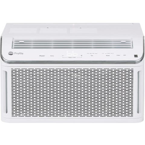 "GE PHC06LY 22"" Room Air Conditioner with 6000 Cooling BTU, Energy Star Certified, in White"