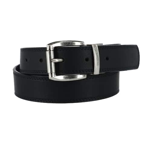 Beverly Hills Polo Club Boy's Reversible Casual Belt