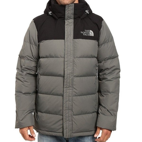 1bbe7bd370e3 Shop The North Face NEW Fusebox Gray Mens Size XL Colorblock Puffer ...