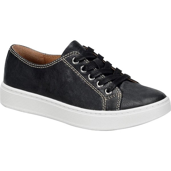 Sofft Womens 1105108 Low Top Lace Up Fashion Sneakers