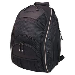 "Mobile Edge MEEVO1 Mobile Edge EVO Laptop Backpack - Black / Silver - Backpack - Shoulder Strap - 16"" to 17"" Screen"