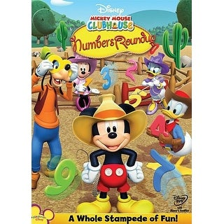 Mickey Mouse Clubhouse - Mickey Mouse Clubhouse: Mickey's Numbers Roundup [DVD]