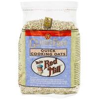 Bob's Red Mill - Quick Cooking Gluten Free Oats ( 4 - 32 OZ)