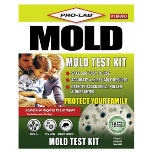 Pro Lab Mo109 Professional Do It Yourself Mold Test Kit Free Shipping On Orders Over 45 24287674