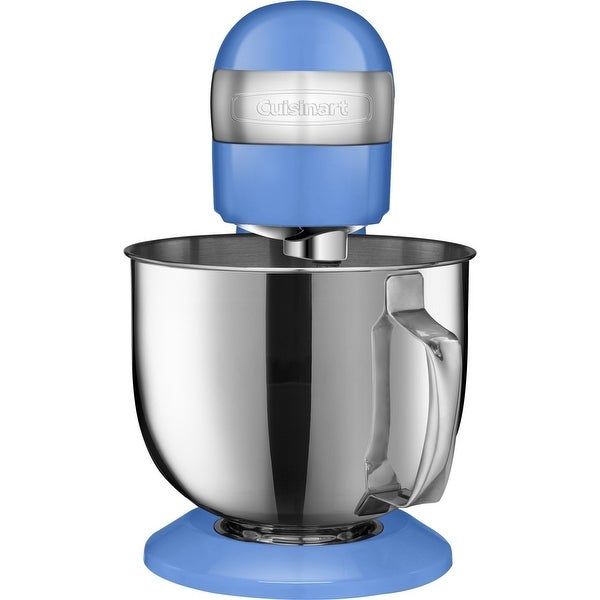 Cuisinart SM-50BL Precision Master™ 5.5-Quart Stand Mixer, Blue