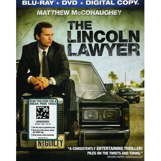 Lincoln Lawyer [BLU-RAY]