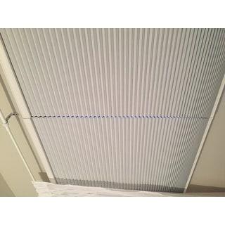 Arlo Blinds White Room Darkening Cordless Lift Cellular Shades