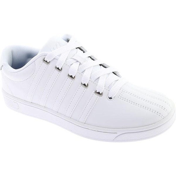 3842270a870780 Shop K-Swiss Men s Court Pro II CMF Sneaker White - On Sale - Free ...