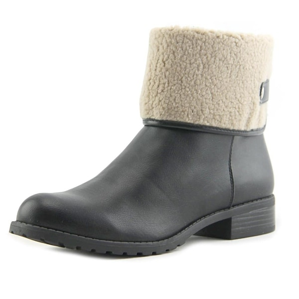 Style & Co Beana Women Black/Natural Boots