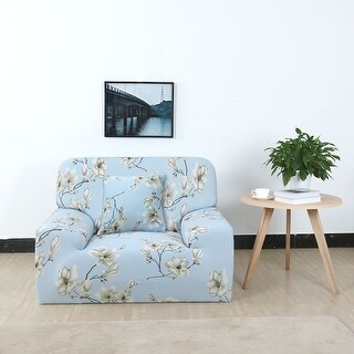 Unique Bargains Polyester Stretch Chair Cover (35 x 55 Inch)
