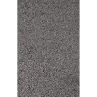 Moes Home Collection JH-1014 Balboa 8' x 10' Rectangle Wool Area Rug