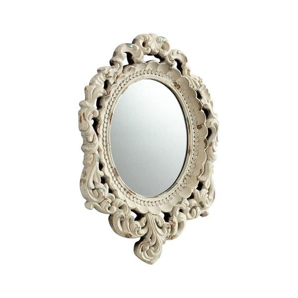 Shop Cyan Design Ornate Illusions Mirror 20 x 14 Ornate Illusions ...