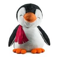 Beverly Hills Teddy Bear Company Plush Penguin 31""