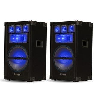 Podium Pro Ppb15 Pa Band Dj Karaoke 700 Watt 15 Inch
