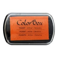 ColorBox Pigment Ink Pad Full Sz Clementine