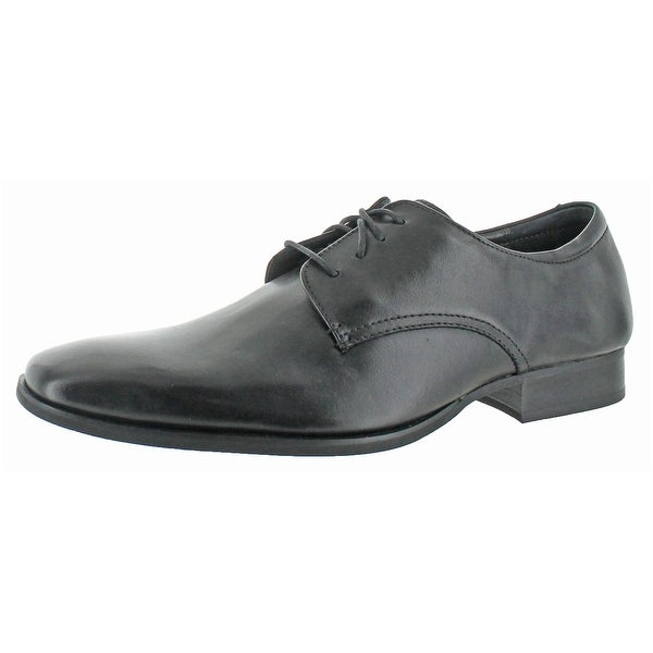 Calvin Klein Men's Gareth II Leather Oxford Dress Shoe