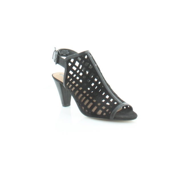 Tahari Evalyn Women's Sandals & Flip Flops Black