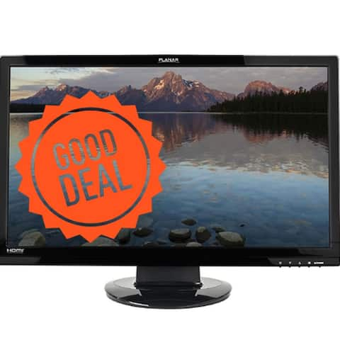 Planar PX2710WX 27-Inch Screen LCD Monitor (Refurbished)