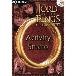 Software 169508 The Lord of the Rings- The Two Towers Activity Studio