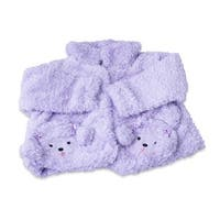 Fuzzy Wear Girls Purple Poodle Jacket, 12 - 18 months