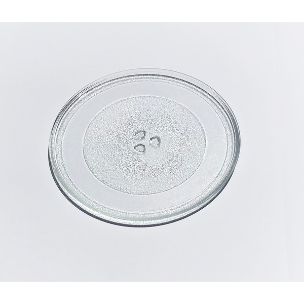 OEM LG Microwave Glass Turntable Plate Originally Shipped With LMV1671SS, LMV1671SW, LMV1680DB