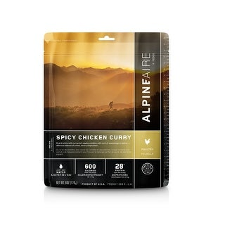 Alpine aire foods 60312 alpine aire foods 60312 spicy chicken curry
