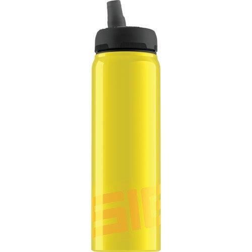 Sigg Water Bottle - Nat Yellow - .75 Liters Water Bottles