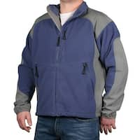 River's End Men's Bonded Micro-Fleece Jacket