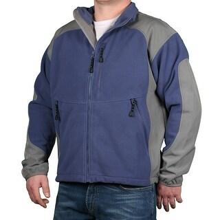 River's End Men's Bonded Micro-Fleece Jacket