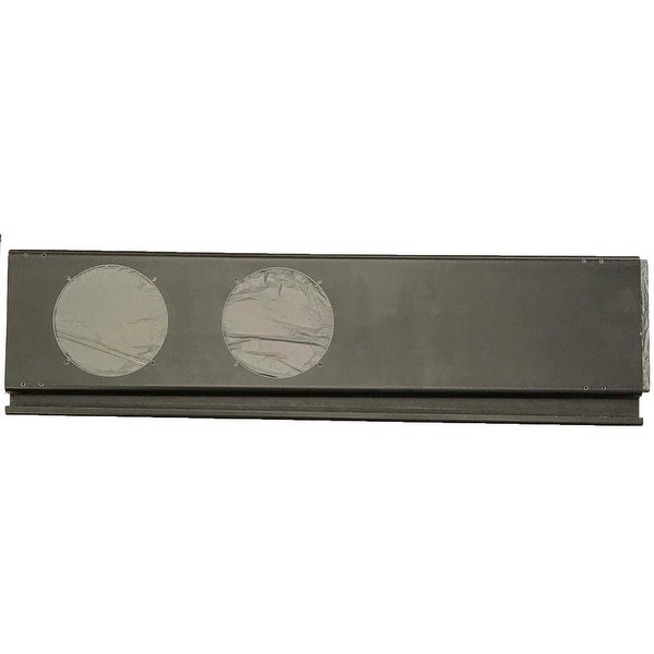 Danby AC Air Conditioner Two Hole Slider Kit Black For DPA120DHA1CP, DPAC7099