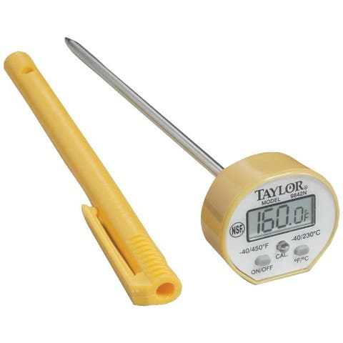 Taylor 9842 Digital Instant Read Thermometer