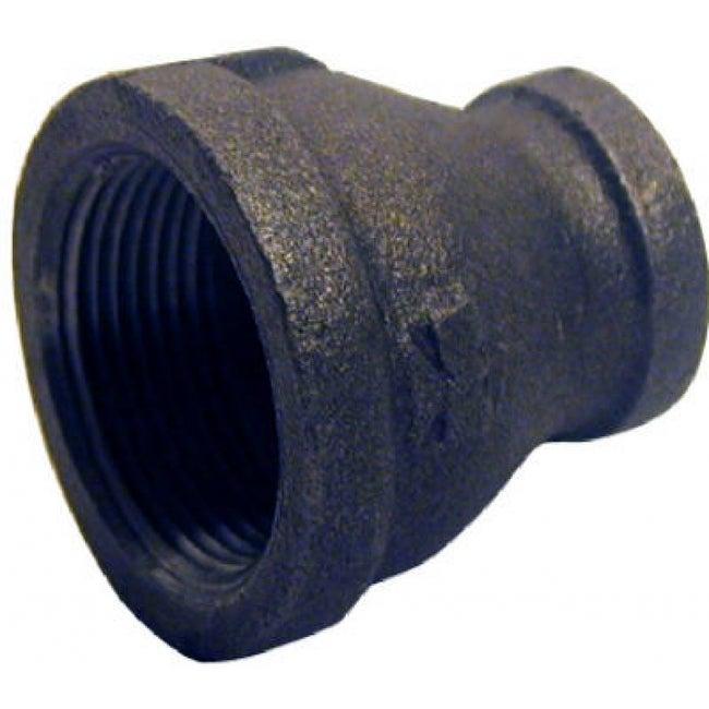 PanNext B-RCP1207 Coupling 1-1/4 x 3/4, Black